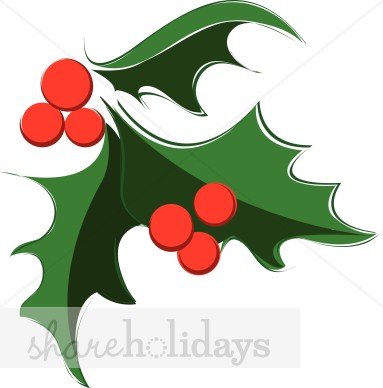 Ivy clipart holly and ivy Decoration and Holly Holly Holly