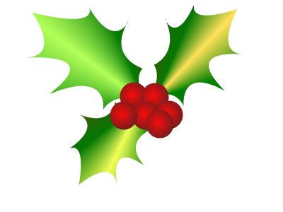 Ivy clipart holly and ivy Christmas clipart holly Free Holly