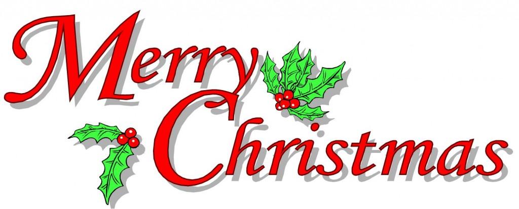 Holley clipart merry christmas Panda Merry Christmas Free Christmas