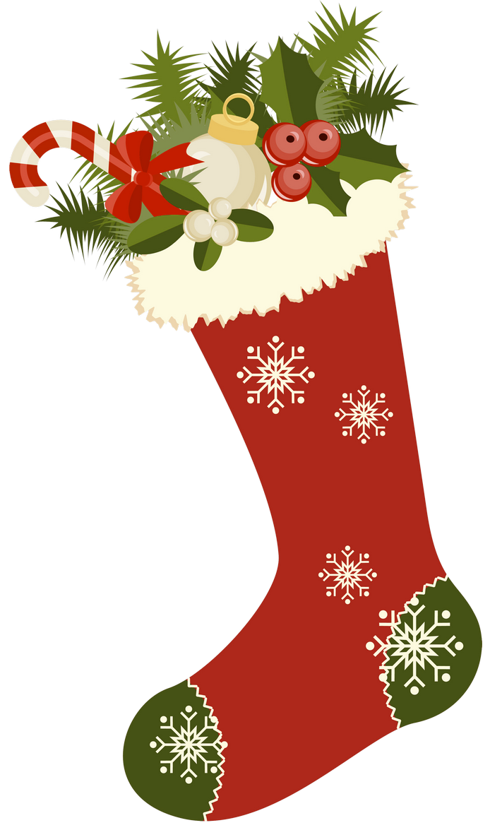 Holley clipart old fashioned Clipart Christmas Digi Vintage Printibles