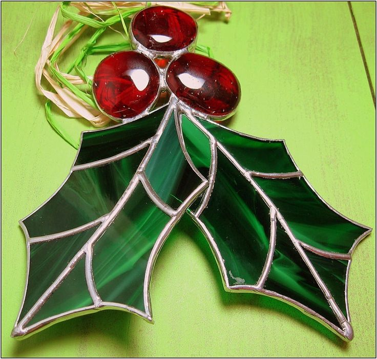 Holley clipart ornament Ornament on  Holly berries