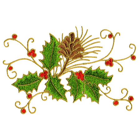 Holley clipart ornament Collections Holley Machine Downloads Collections