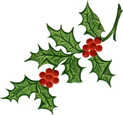 Holley clipart string Art Free Clip Clipart holly