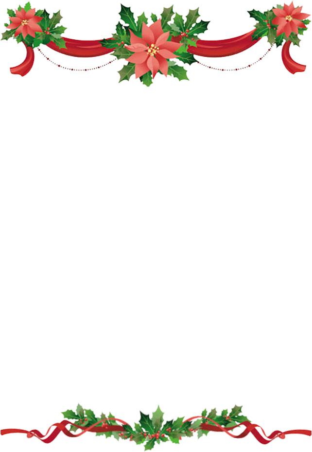 Holley clipart string Free flowers holly Holly Christmas