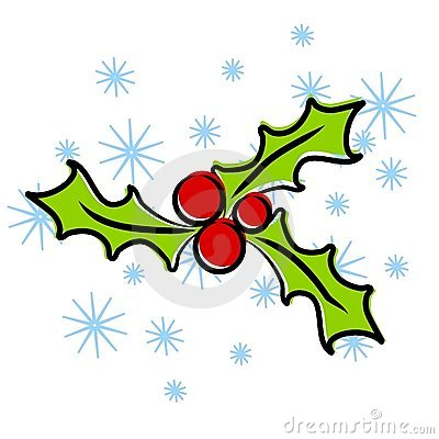 Holley clipart string Art Christmas Clip Clipart holly