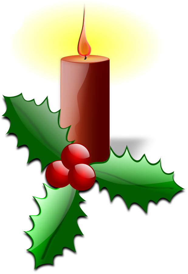 Holley clipart vector 20clipart 011211» Christmas Clip Art