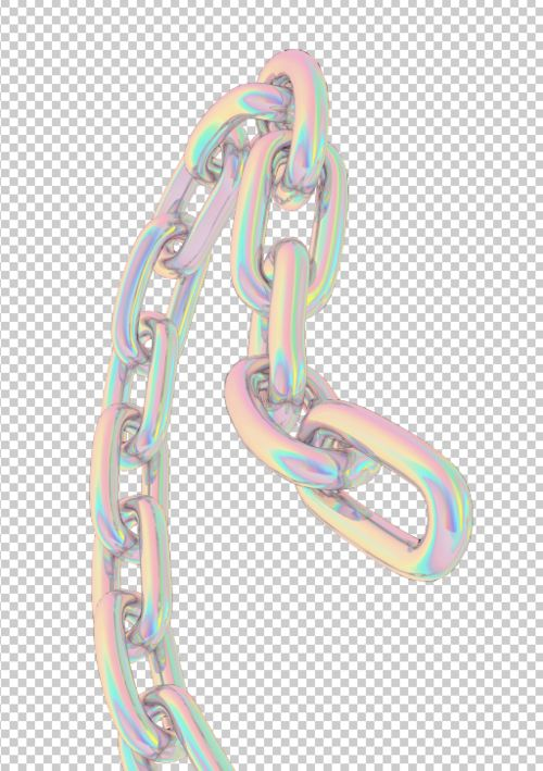 Vaporwave clipart gold chain Ideas background of Holographic 25+