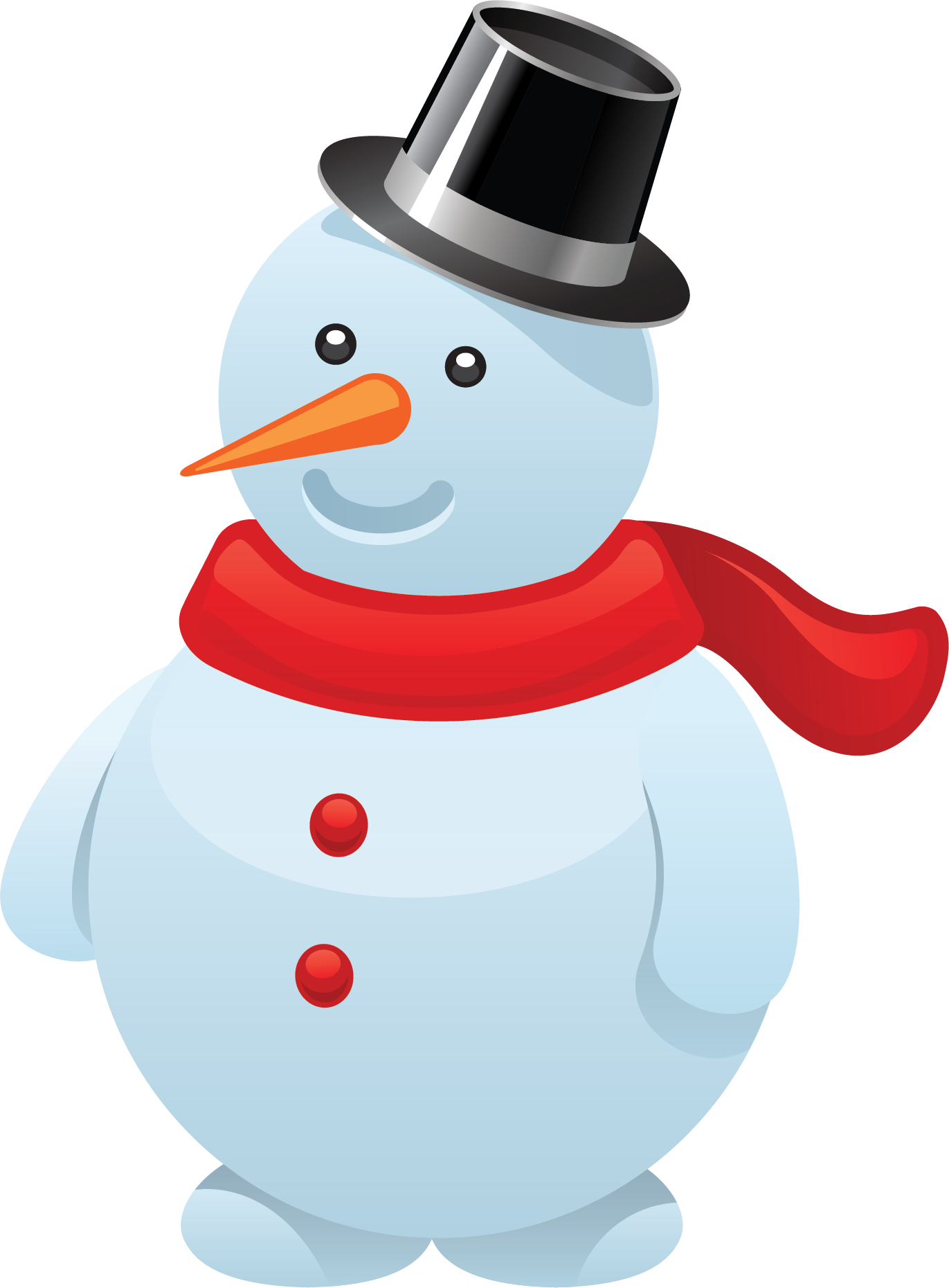 Snowman clipart december Free printable images Holiday and