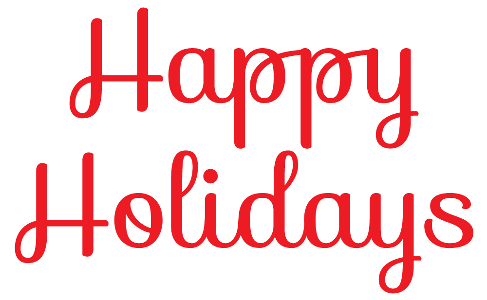 Holydays clipart december holiday Property from Happy TPM TPM