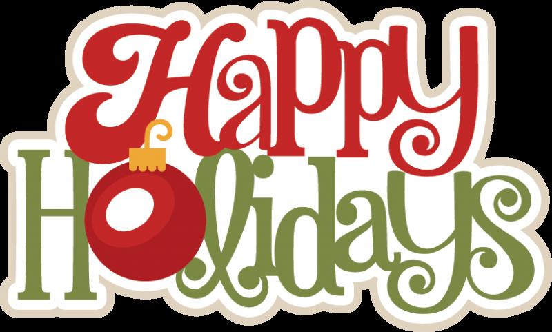 Holydays clipart family holiday Happy Happy Holidays!! Holidays