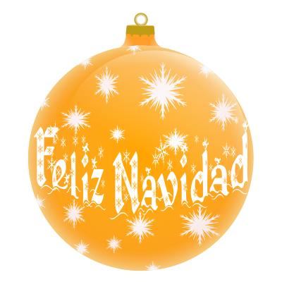 Holydays clipart feliz navidad #10