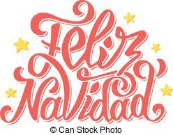 Holydays clipart feliz navidad #9