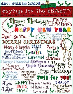 Holydays clipart feliz navidad #5