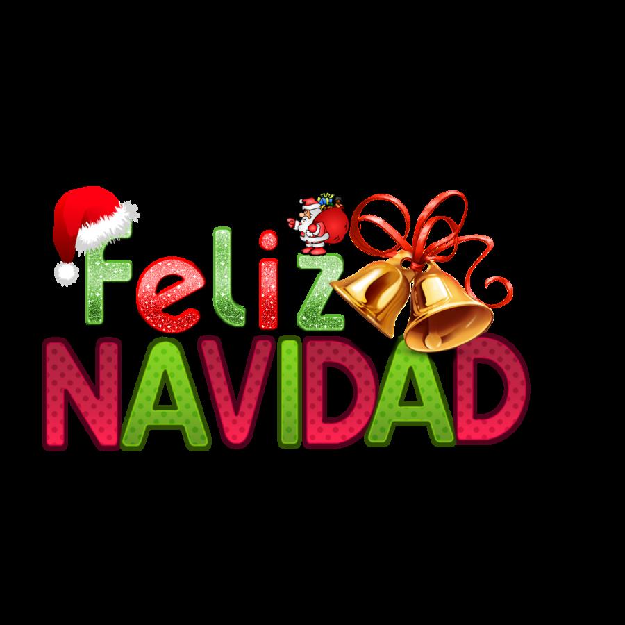 Holydays clipart feliz navidad #6