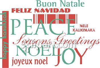 Holydays clipart feliz navidad #3