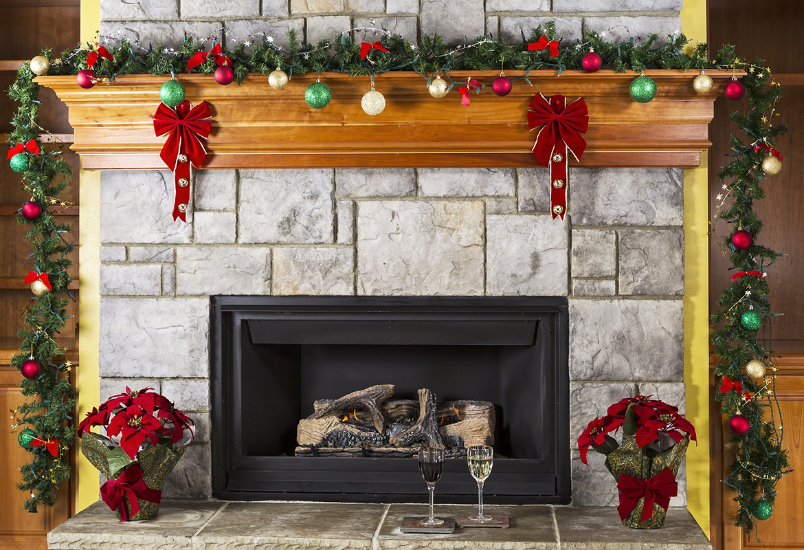 Holydays clipart fireplace 12 homeowners of com holidays