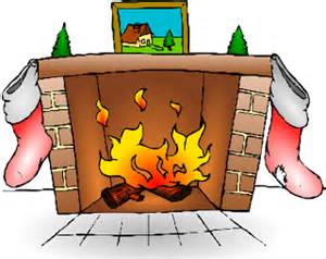 Holydays clipart fireplace Our says about Cozy Art