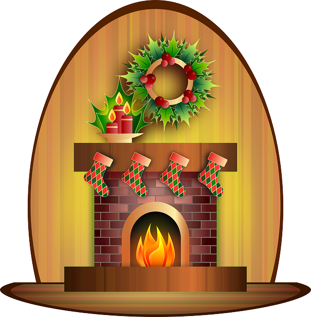 Holydays clipart fireplace Plumbing Holidays Makes Better holiday