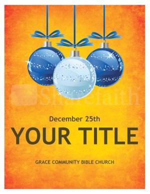 Holydays clipart flyer Church Flyer  Templates Christmas