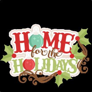 Holydays clipart logo #12