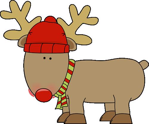 Holydays clipart raindeer Holiday Image Clip Reindeer Art