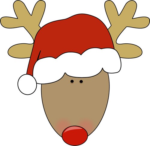 Holydays clipart raindeer Pages Site: filminspector holiday com