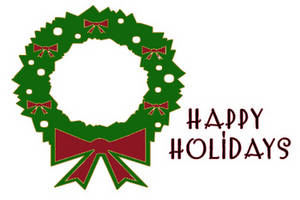 Holydays clipart transparent Holidays Happy  free free