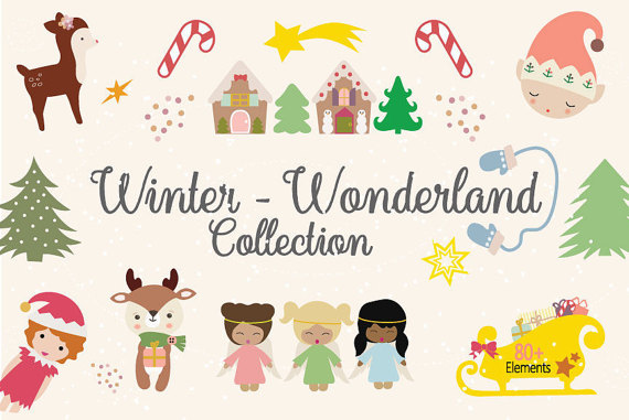 Holydays clipart winter wonderland Clipart Tree clipart from Season