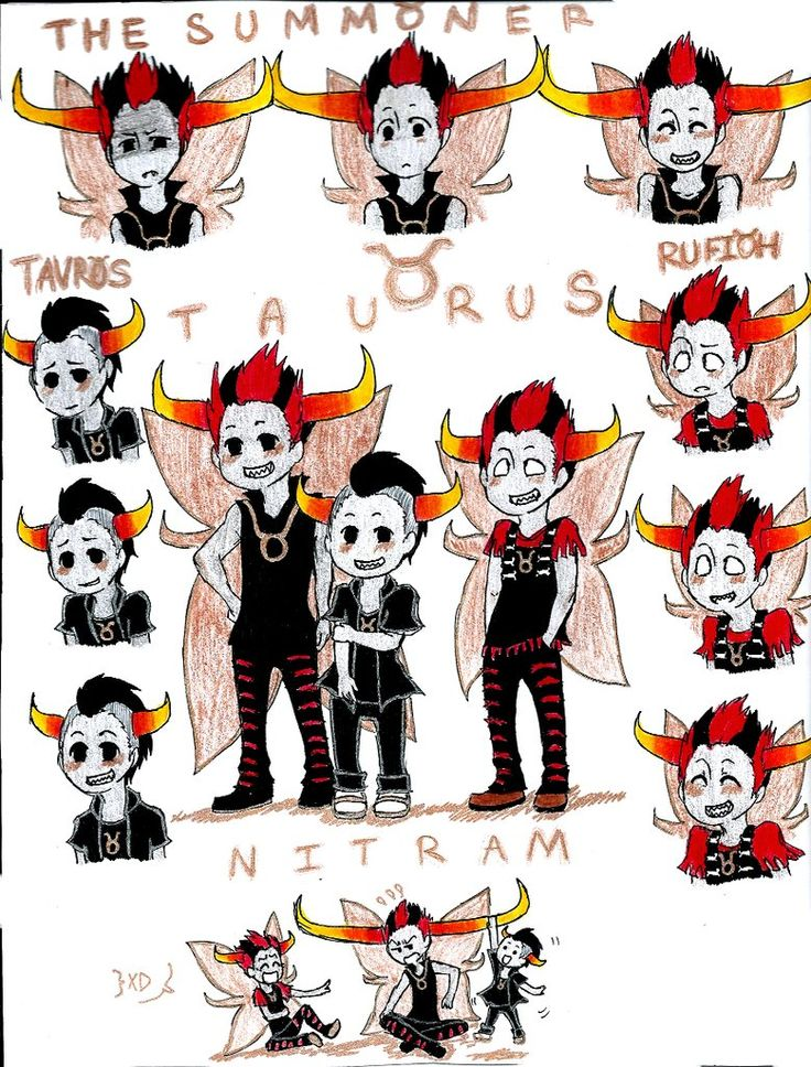 Images +More Search Homestuck taurus