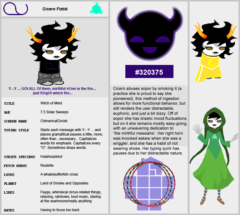 Homestuck clipart modus Look THE WORST it tho