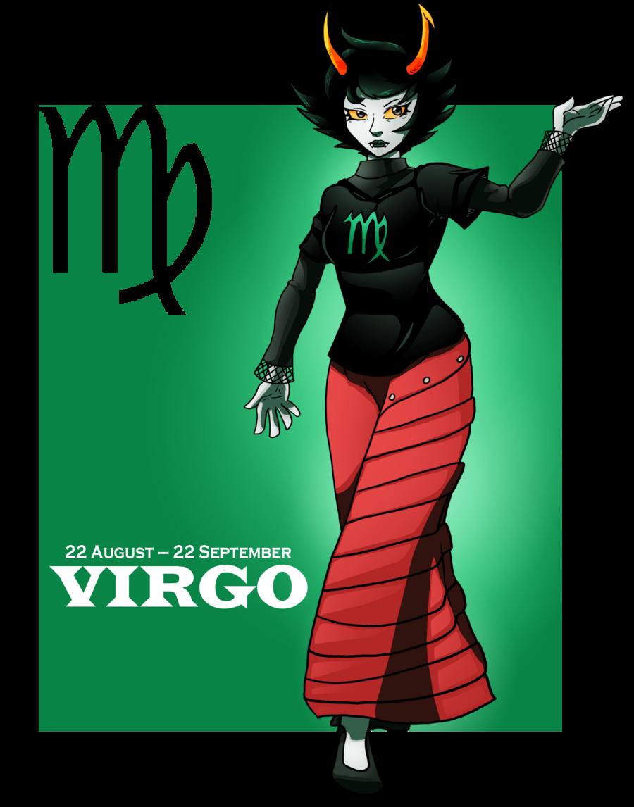 Homestuck clipart virgo #4
