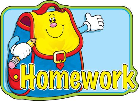 Library clipart homework folder Homework Homework illustrations clip photos
