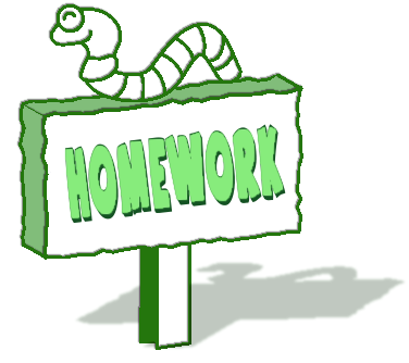 Clipart Assignments Art on Kids