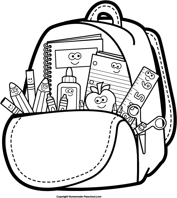 Bag clipart black and white And clipart Full collection Clipart