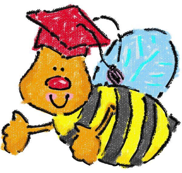 Graduation clipart head start Busy Bee Graduating Pinterest Best