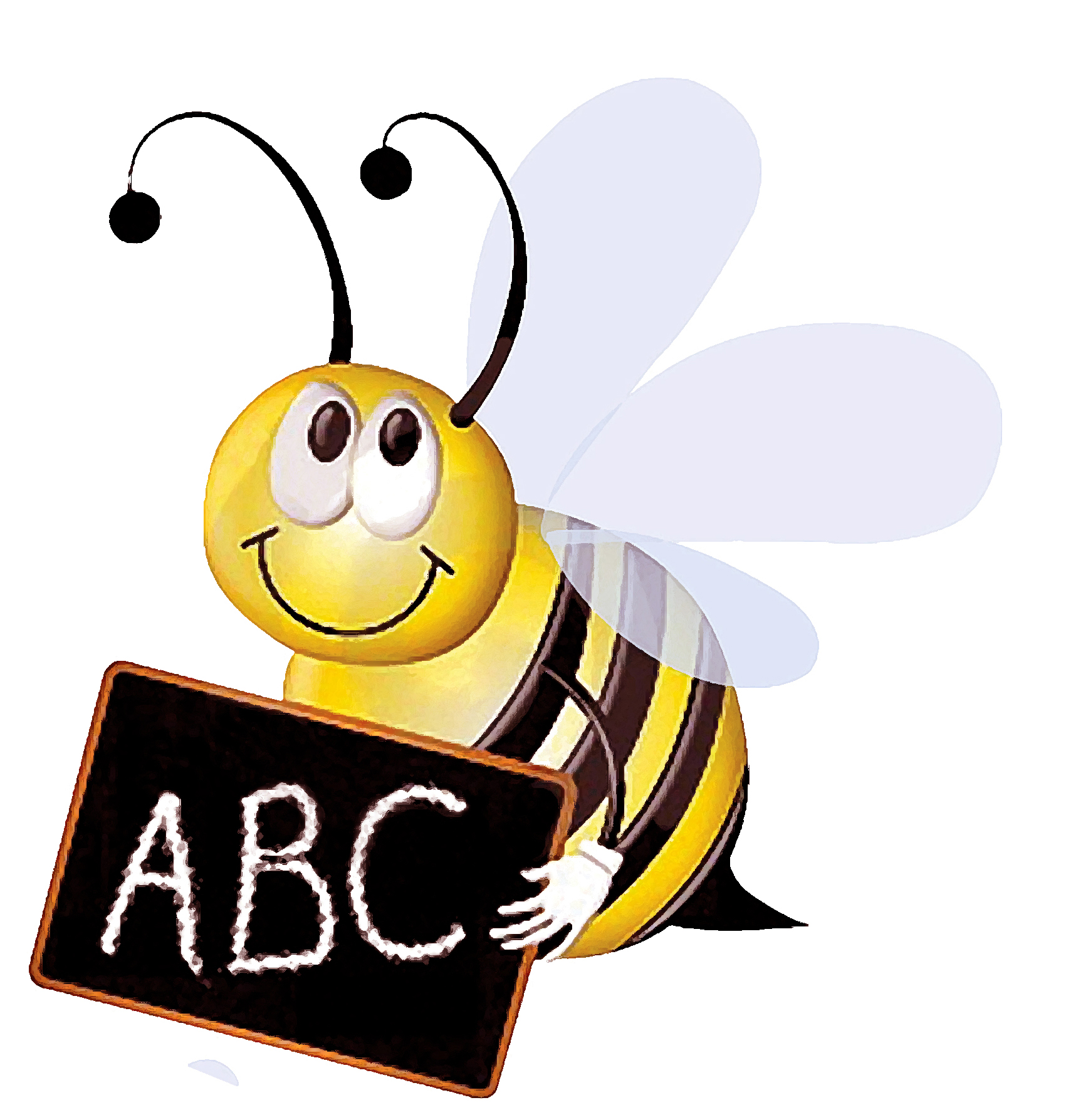 Bees clipart trophy Spelling Homework bee homework Cliparts