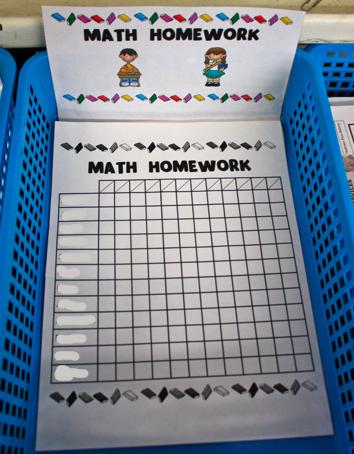 Homework clipart bin #10