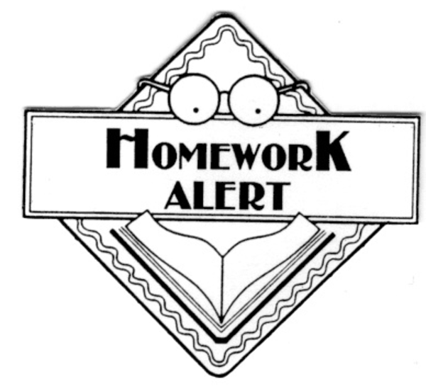Homework clipart black and white Kids images 2 homework homework