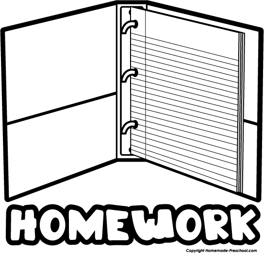 Homework clipart black and white And Panda Clipart homework%20clipart%20black%20and%20white Images