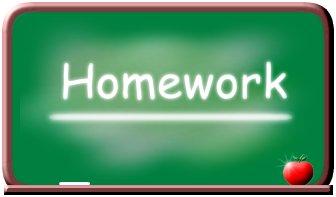 Homework clipart class schedule Blog 4 Spelling Schedule Ms