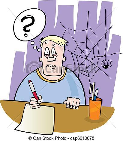 Homework clipart difficult #2