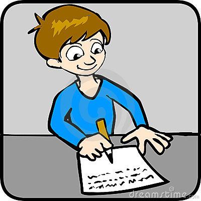 Homework clipart elementary student #10
