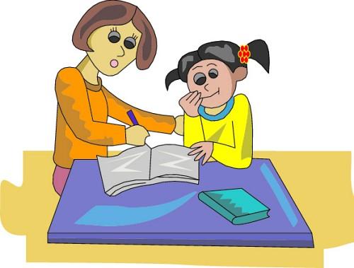 Homework clipart elementary student #14