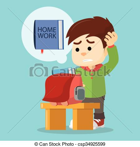 Homework clipart homework time Drawings graphics Clipart Clip Search