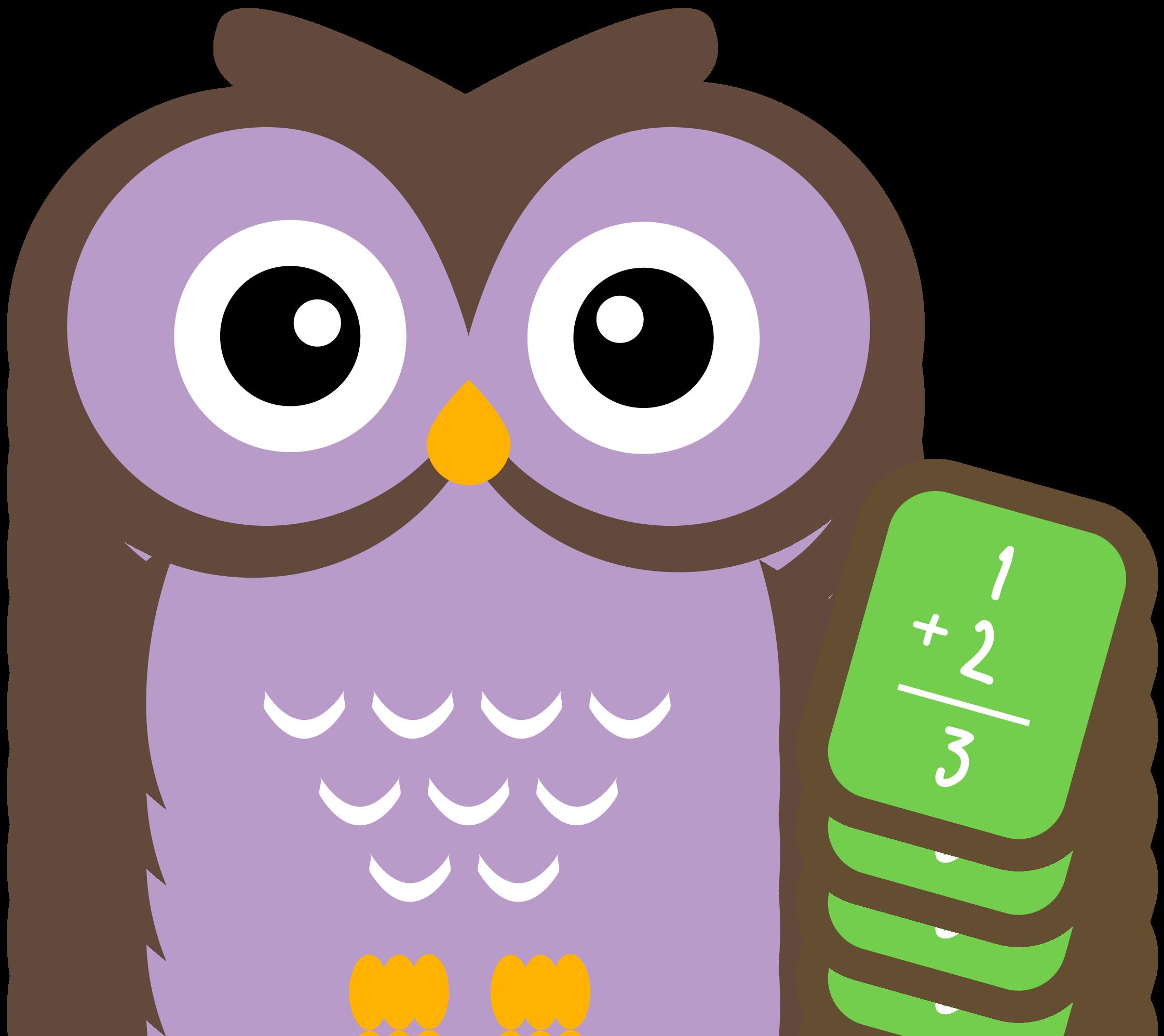 Owlet clipart cute teacher Honey Center Homework owl Brook