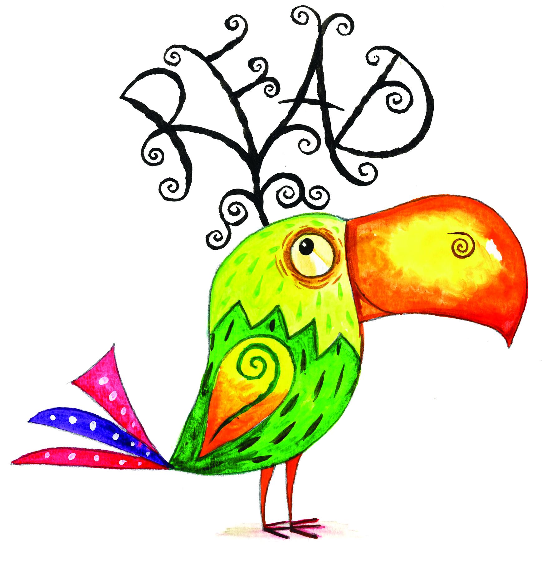 Parrot clipart for kid Cliparting clipart Homework homework clipart