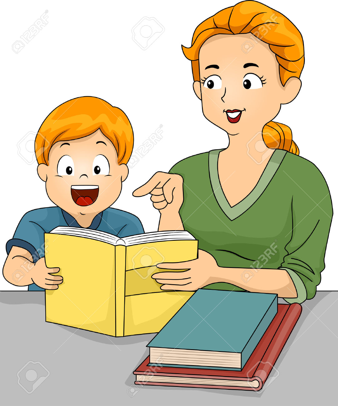 Homework clipart important Be Our signed will books