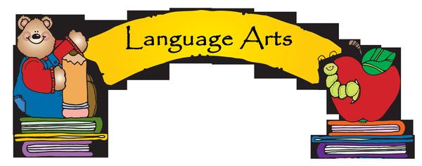Bobook clipart language art Student homework clipart homework Ela