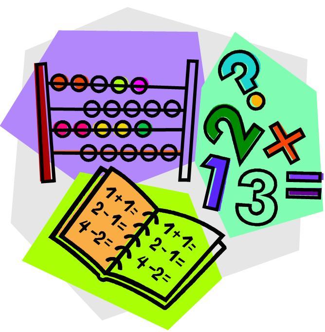 Homework clipart math equipment #4