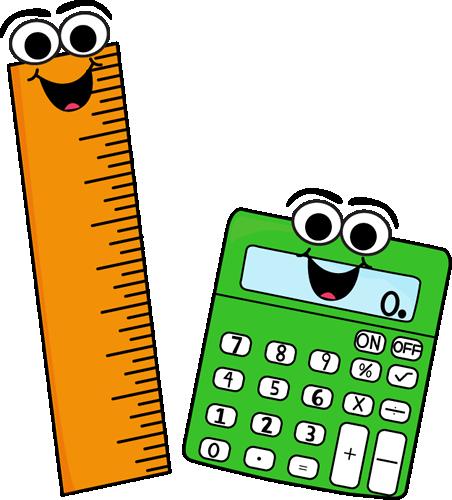 Homework clipart math equipment #15